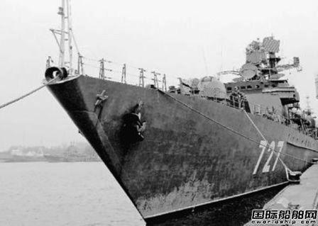 俄罗斯海军2020年前接收60艘舰艇