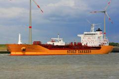Stolt Norland号化学品油船