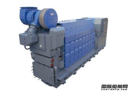MAN发电机组获8艘PSV订单