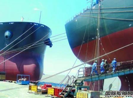 """交通部支持中国船东""""抄底""""造船"""