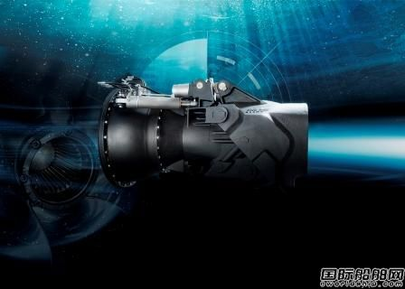 2013-04-26 中国船贸与武汉船机引进喷水推进技术  与多恩签技术许可