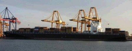 集装箱船闲置运力大幅增长