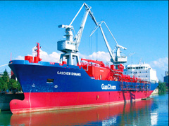 GASCHEM SHINANO号乙烯运输船