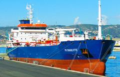 FS CHARLOTTE号熔硫/沥青运输船