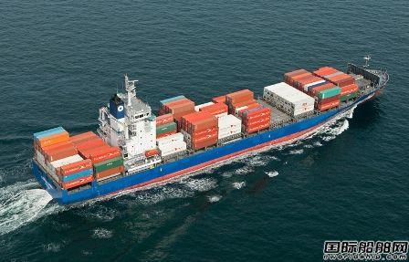 小型集装箱船受市场下行影响显著