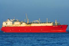 MAERSK QATAR号液化天然气船
