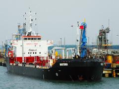 WHITONIA,燃料船