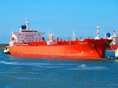 DUBAI STAR号油船