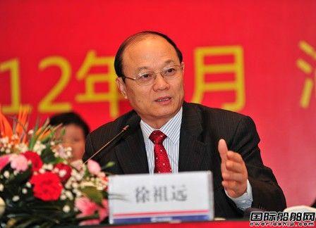 盘点2012全球航运界最具影响力华人