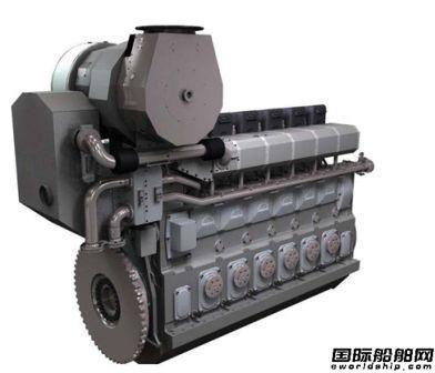 MAN公司9L32/44CR中速机配套滚装船