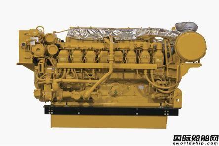 信昌机器获8台3516C船用主机订单