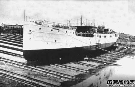 """集装箱船图片_百年老船""""Liemba""""号客货船_在航船动态_国际船舶网 - 船厂、船舶 ..."""