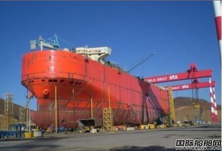 大船重工或收购STX大连