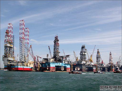新加坡从中国造船业危机中获利?