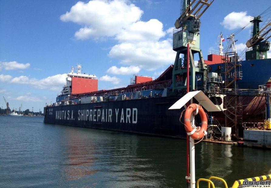 波兰调研本国造船业