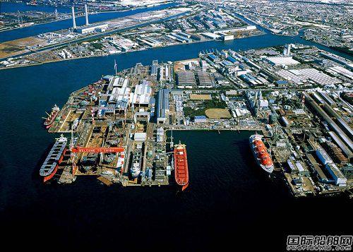 7月日本新船订单量超完工量