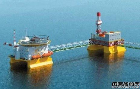 Lukoil订造2座钻井平台