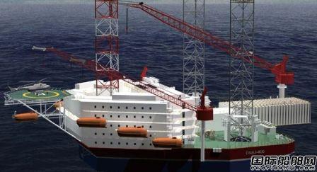 大船重工获2座生活平台订单