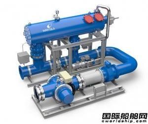 Condor滚装船选用瓦锡兰压载水管理系统