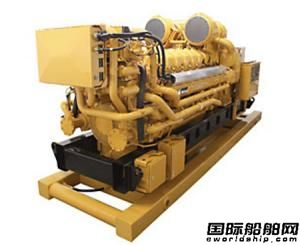 Cat发电机组接获黄埔文冲船厂订单