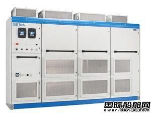 WE推出直接驱动永磁轴传动发电机