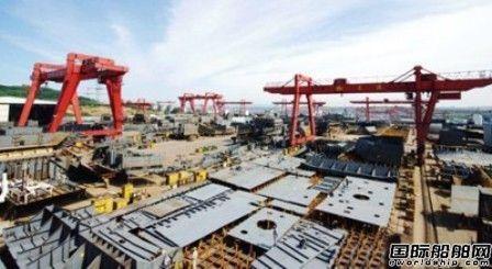 威海三进船业4艘散货船遭撤单