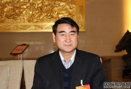 宋家慧:提升公务船关键设备国产化率