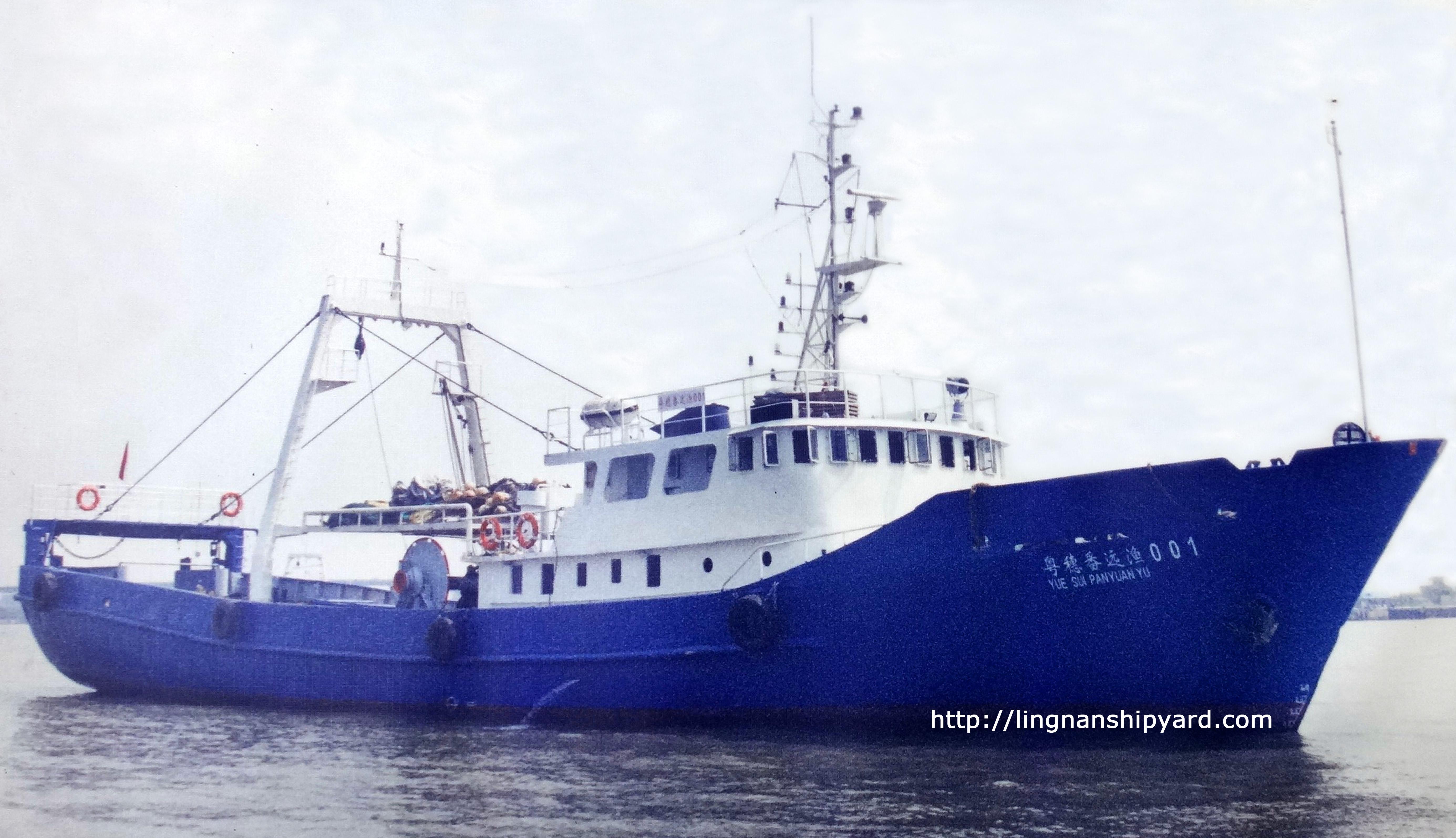 8154 远洋渔船