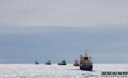 俄罗斯海军将建造新系列破冰船