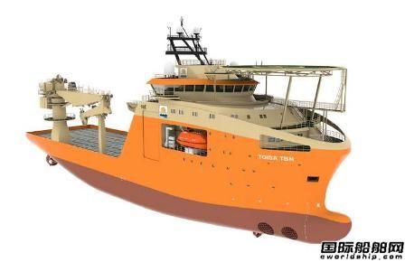 武船重工获2艘海工船订单