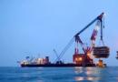 """""""蓝鲸""""号起重船安全工时破纪录"""