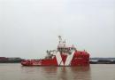 正屿船舶交付第4艘应急响应救援船