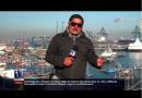 """中远航运""""大昌""""轮受到智利民众关注"""