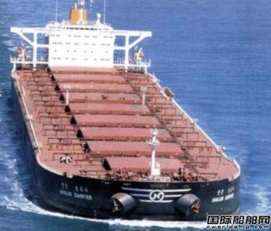 好望角型散货船租金上涨