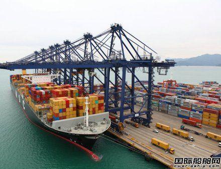 集装箱船租金跌速创四年最高