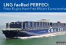 DNV GL展示LNG动力超大型船研究成果