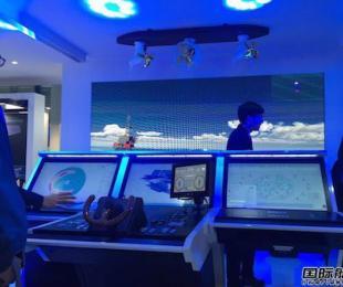 ABB高效船舶技术集体亮相海事展