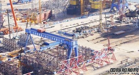 Seadrill再次推迟大船重工两座钻井平台交付期