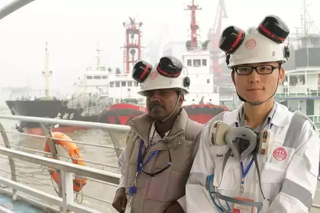 海油工程柯蒂斯项目LNG船建造现场揭秘!