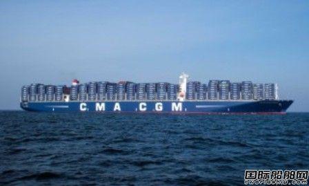18000TEU船,美西港口还没准备好