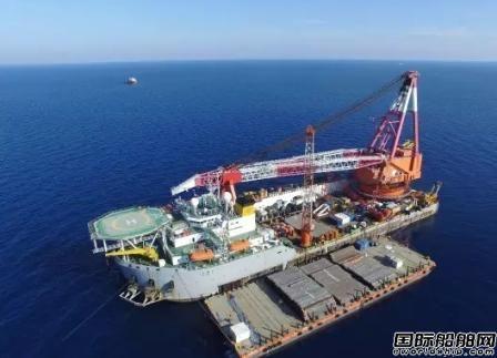 海油工程ZAWTIKA项目铺管作业圆满收官