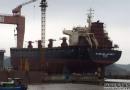 增洲造船近期完成多项节点