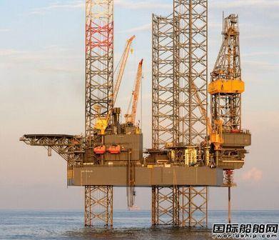 自升式钻井平台英文_标签_国际船舶网