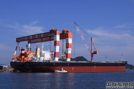 上周新造船市场订单量减少