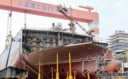 盘点,看看韩国三大船厂第一季度业绩表现丨航运界