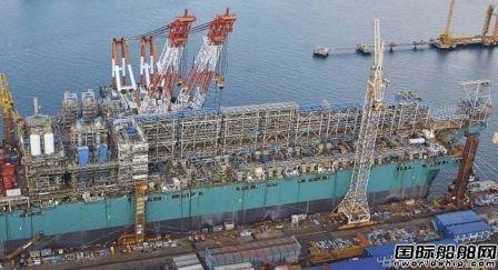 Petronas考虑暂停或撤销PFLNG2建造