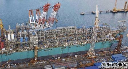 Petronas决定推迟PFLNG2投产时间