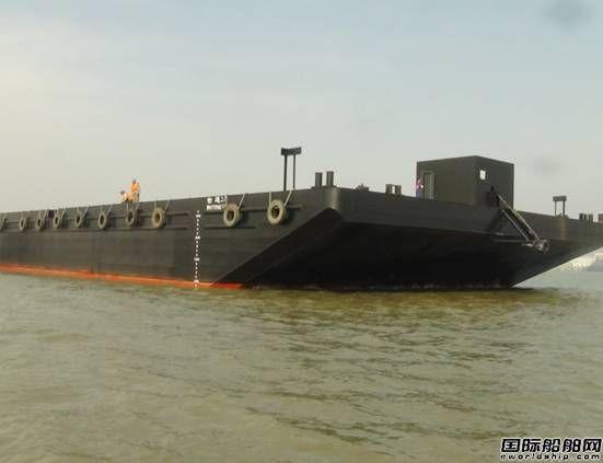 集装箱船图片_江苏世通船舶重工有限公司_ 船型数据 -国际船舶网