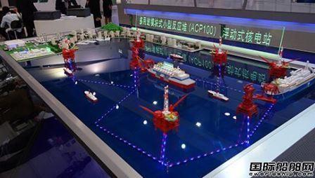 中国海上浮动核电站反应堆技术通过国际审查