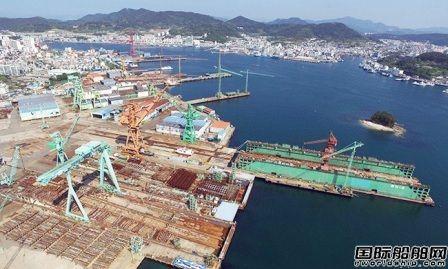 韩国政府放弃合并三大船企